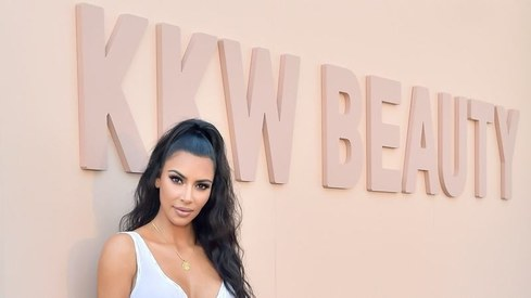 Kim Kardashian breaks into the Forbes billionaire's list