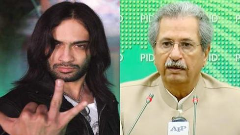 It's Shafqat Mahmood versus Waqar Zaka when it comes to national decisions on final exams