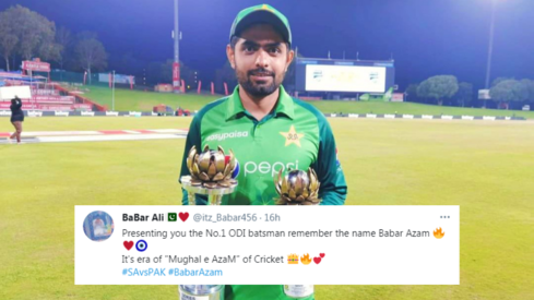 Twitter has a field day with memes as it crowns Babar Azam world's #1 ODI batsman