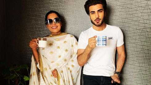 Imran Abbas defends Meera against rumours of being institutionalised