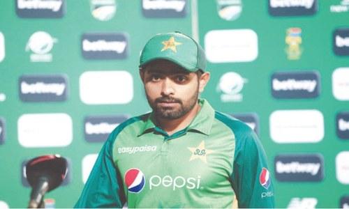 Babar hails Pakistan's rare series triumph in SA