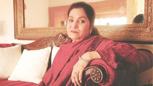Haseena Moin's death has brought the end of an era