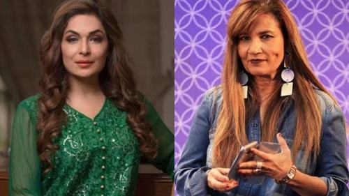 No Frieha Altaf, making fun of Meera for being institutionalised is not funny