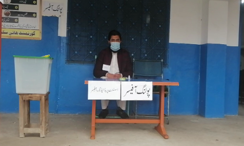 All eyes on Daska with polling under way in high stakes NA-75 re-election