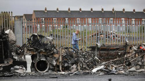 Explainer: What is behind the latest unrest in Nothern Ireland?