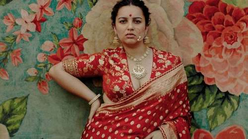 Sabyasachi's latest campaign features a plus-sized model and we love the representation