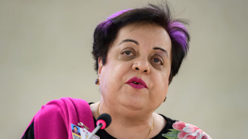 'It's time for women to stand as one': We wish Shireen Mazari would take her own advice