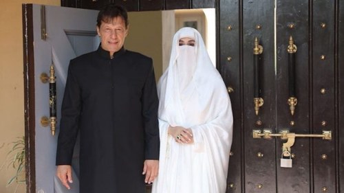 Our national preoccupation with the Bushra Bibi's clothes has to stop