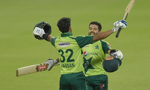 جنوبی افریقہ کے خلاف فتح، پاکستانی ٹیم نے نیا ریکارڈ بنا دیا