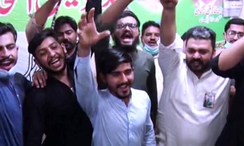 PML-N trounces PTI in Daska re-election