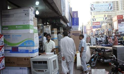 درآمدی لاگت میں کمی کے باوجود ایئر کنڈیشنر کی قیمتوں میں اضافہ