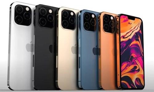 نئے آئی فونز ستمبر میں متعارف کرائے جانے کا امکان