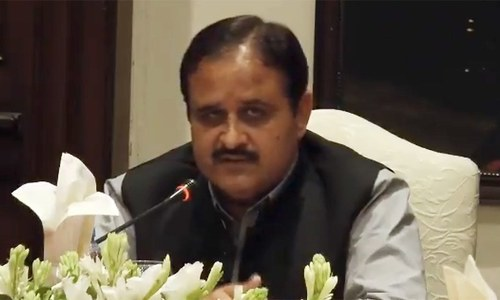 Buzdar launches food distribution scheme in Lahore, Faisalabad