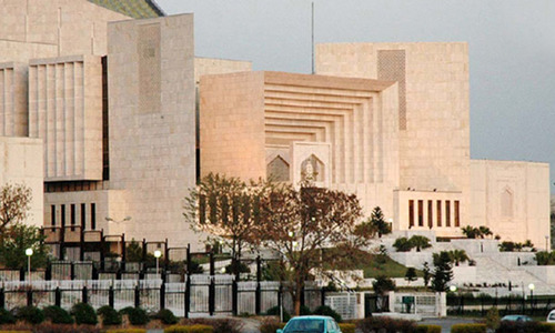 CDA misstated illegal construction of courts in F-8: IHC registrar