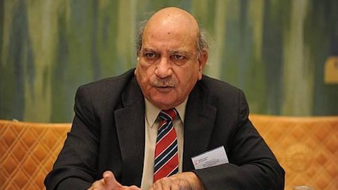 Pakistan mourns the death of human rights defender I.A. Rehman