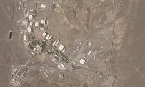 ایران نے نطنز جوہری تنصیب پر حملے کو دہشتگردی قرار دے دیا