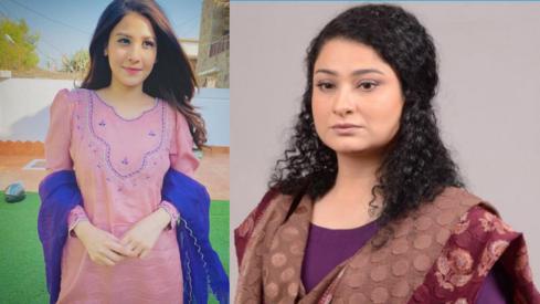 Hina Altaf and Sania Saeed partner up for upcoming drama Doar