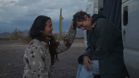 Nomadland wins 4 BAFTAs including best picture, director
