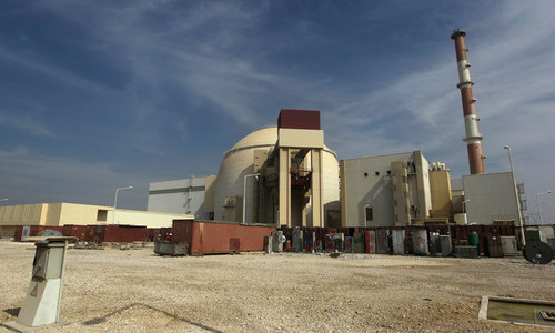 Iran blames Israel for sabotage at Natanz nuclear site