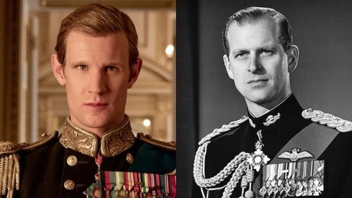 Prince Philip vs Philip of The Crown: Fact and fiction