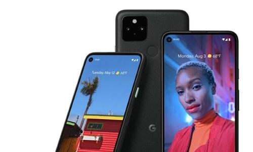 گوگل کا نئے فون کو متعارف کرانے کا حیران کن انداز