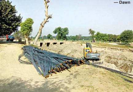Farmers demand release of irrigation water