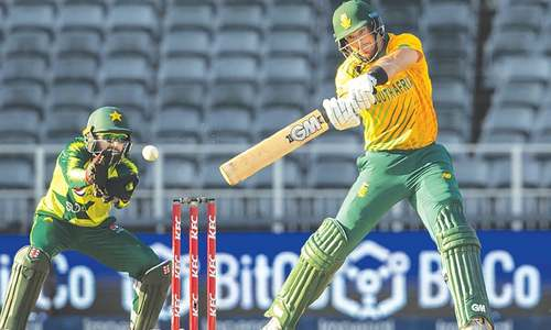Markram, Linde lead SA to easy win over Pakistan
