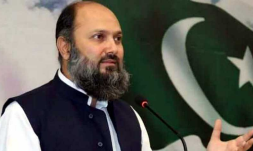 Balochistan CM reviews progress of uplift programme