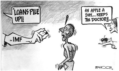 Cartoon: 13 April, 2021
