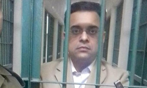 Ahad Cheema released on bail