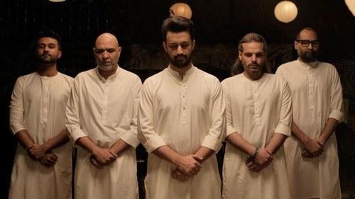 Atif Aslam is releasing a new naat this Ramazan