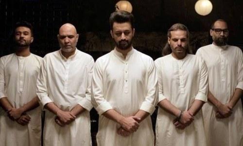 عاطف اسلم کا رمضان المبارک میں 'سلامِ عاجزانہ' ریلیز کرنے کا اعلان
