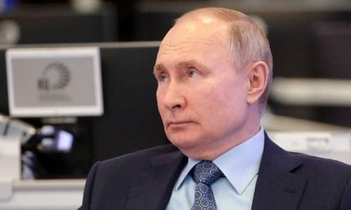 امریکا نے روس پر نئی پابندیاں عائد کردیں، 10 سفارتکاروں کو ملک چھوڑنے کا حکم