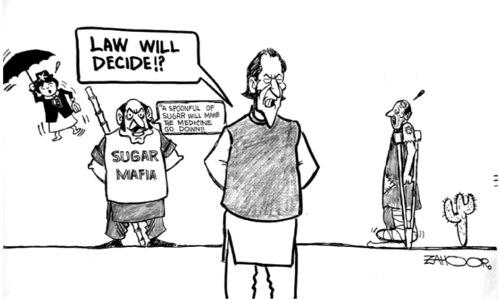 Cartoon: 16 April, 2021