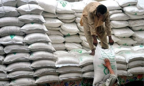 Sugar, flour missing from retail shops in Lahore