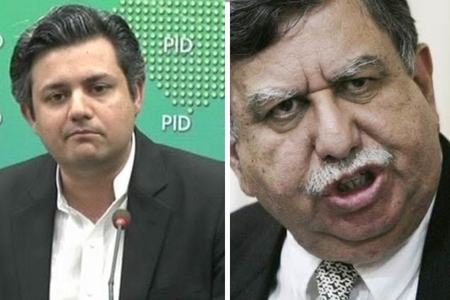 Hammad Azhar given energy ministry, Shaukat Tarin made finance minister in cabinet reshuffle