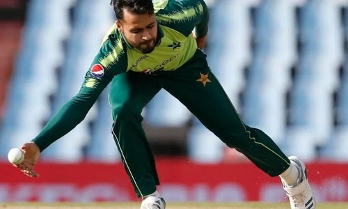 Faheem Ashraf sparks South Africa collapse in final T20