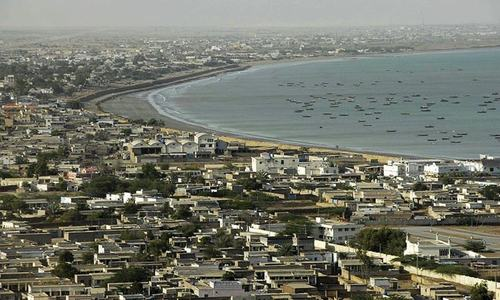 NAB files reference in Gwadar land scam