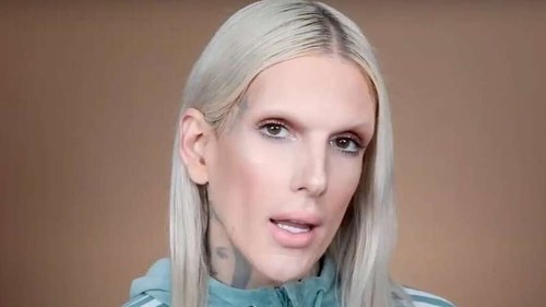 YouTuber Jeffree Star hospitalised after car crash