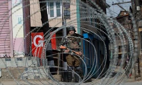 مقبوضہ کشمیر میں  'یہ ہمارا کشمیر ہے' کا نعرہ لگانے والی بھارتی خاتون پولیس افسر گرفتار