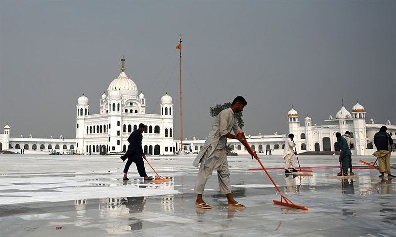 Govt may exempt Kartarpur project from PPRA rules