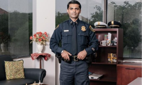 Houston police get first Muslim assistant chief, a Pakistani