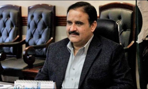 Buzdar censures Rana Sana over 'threats' to govt officers
