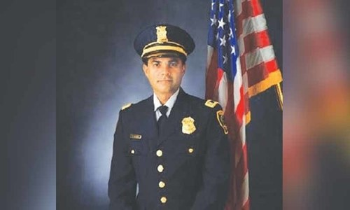 پاکستانی نژاد امریکی ہیوسٹن پولیس کا پہلا مسلمان اسسٹنٹ چیف مقرر