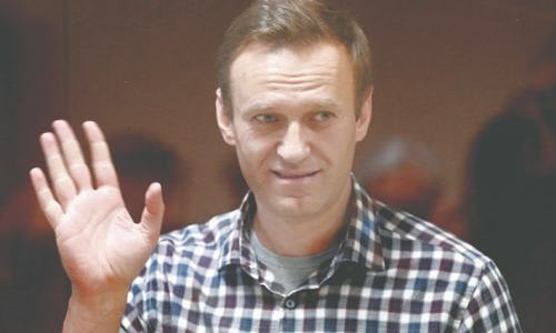 US warns Russia of 'consequences' if Navalny dies in prison