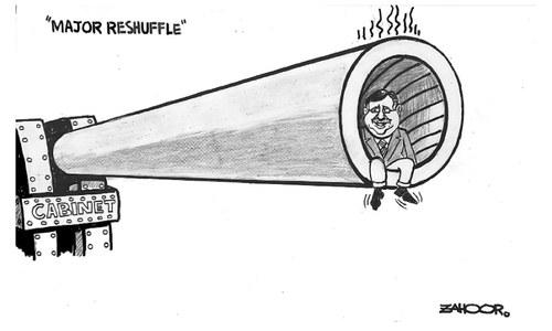 Cartoon: 19 April, 2021