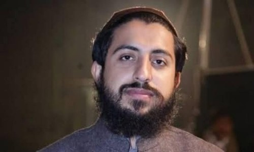TLP chief Saad Rizvi released from Lahore's Kot Lakhpat jail