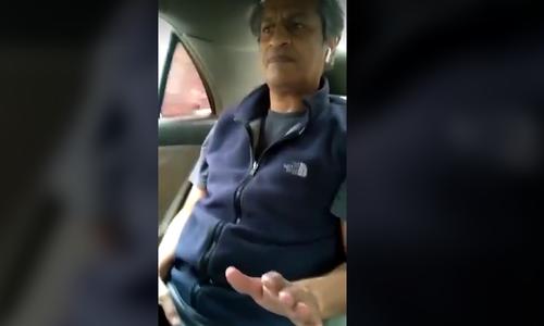 Senior journalist Absar Alam shot in Islamabad