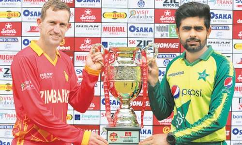 Pakistan seek to maintain T20 winning run in Zimbabwe