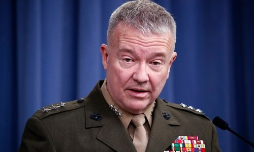 US general says has doubts about Taliban's reliability